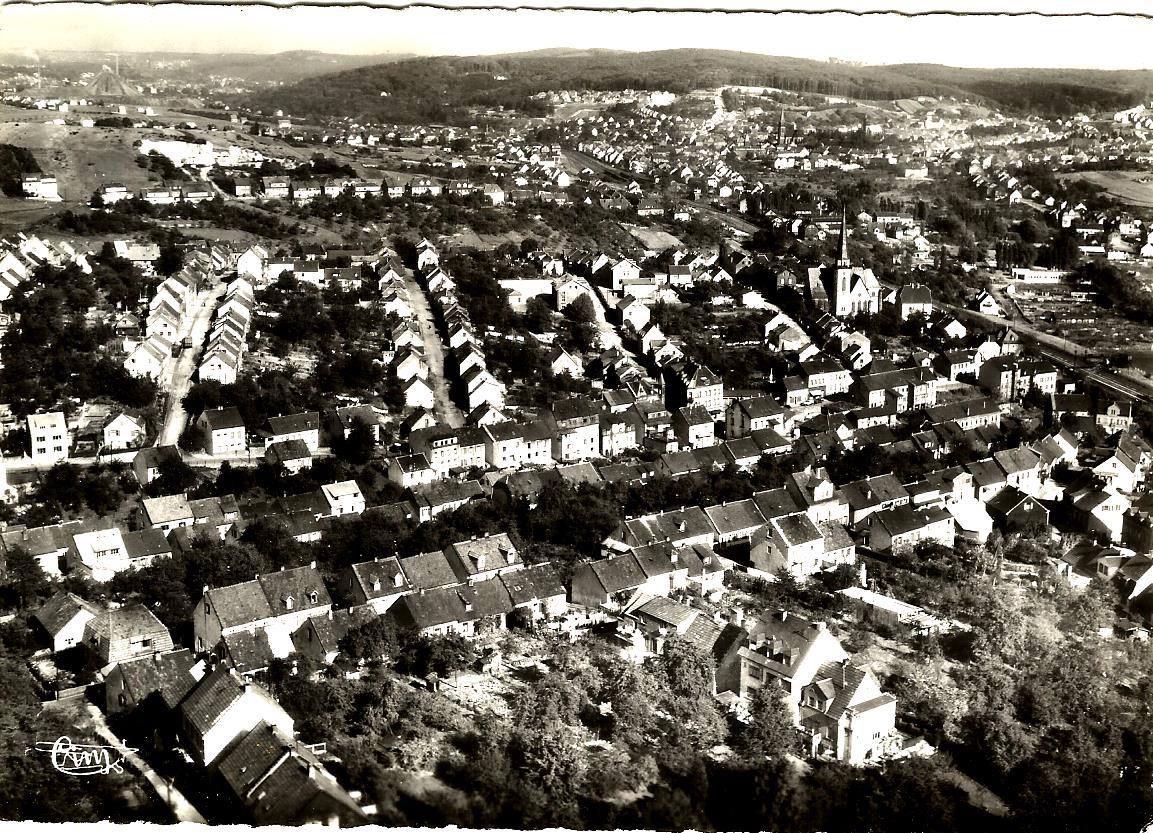 Doro Backes - Herrensohr vor1957
