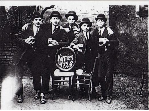 Doro Backes - Kirmes 1925
