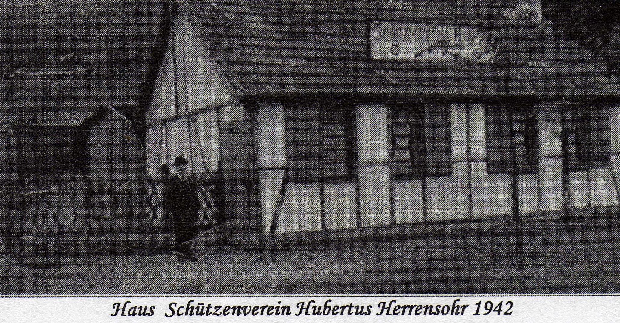 Doro Backes - Schützenhaus 1942