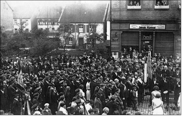 Jahrtausendfeierb 1925